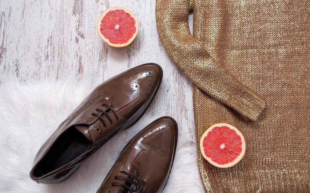 como limpiar zapatos charol