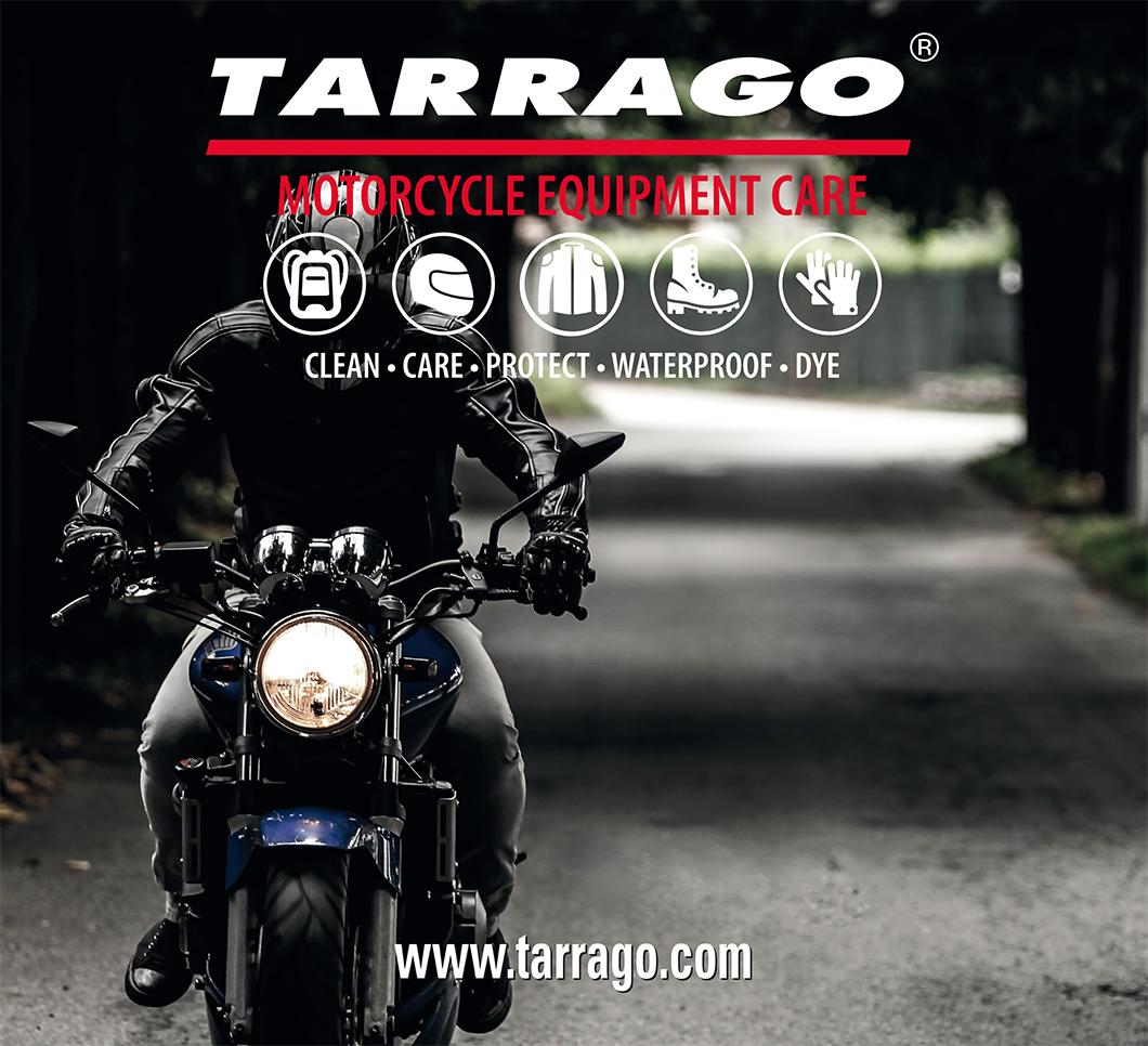 Maintenance of motorcycling garments