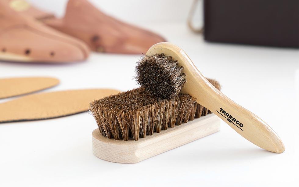 Tarrago Cepillos para todos los tipos de cueros
