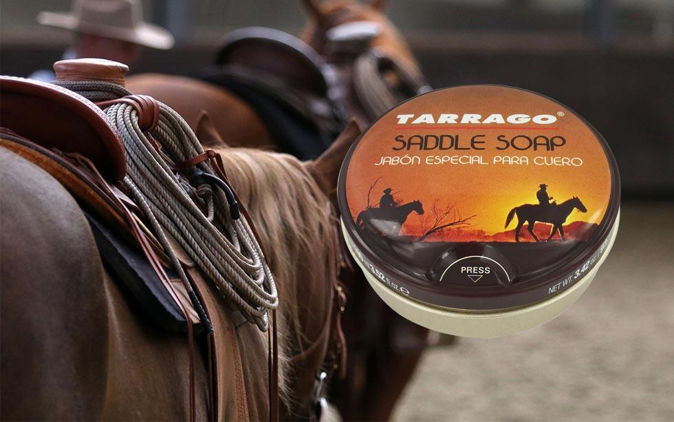 Tarrago Saddle Soap 100ml
