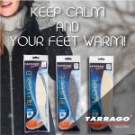 Keep your feet warm