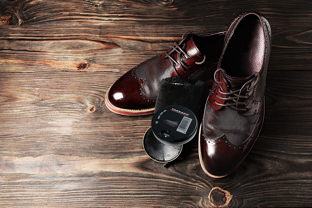 The Art of Polishing Shoes