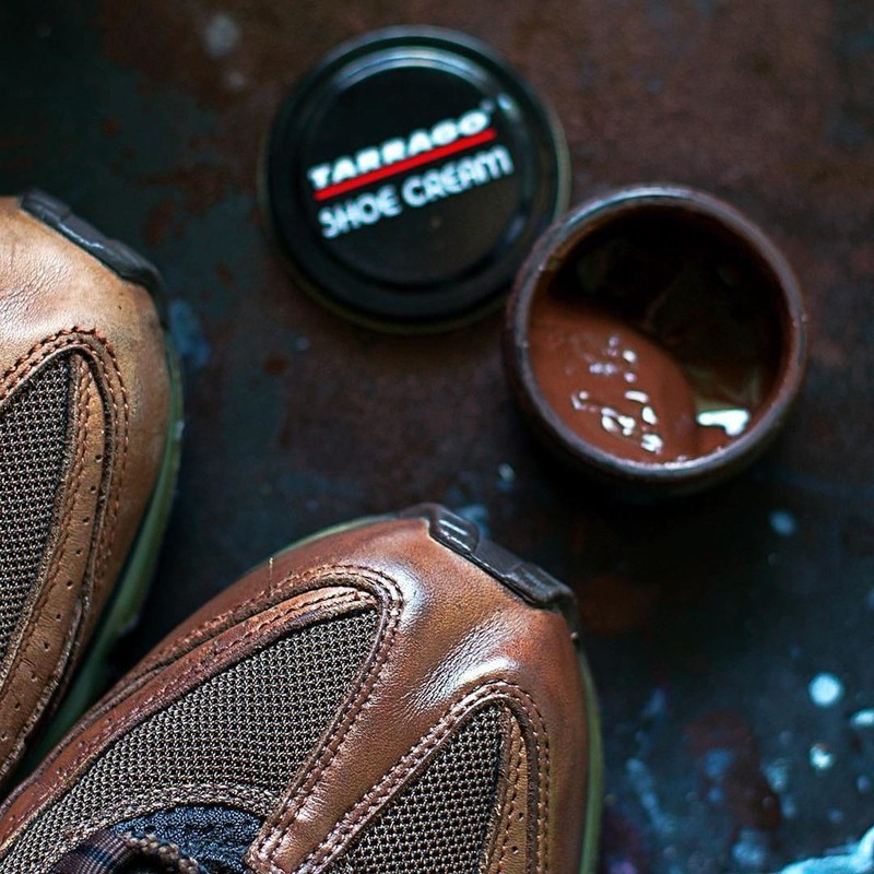 Shoe Cream: Shine and nourish or just shine