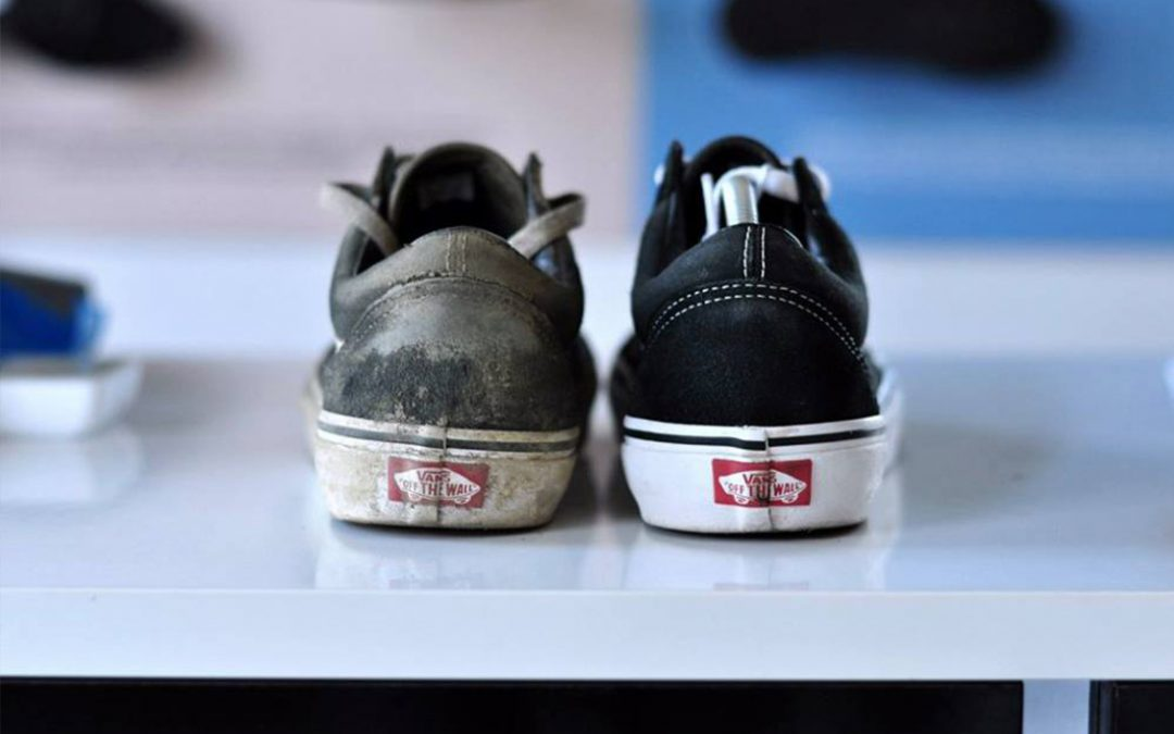 How to keep your sneakers clean