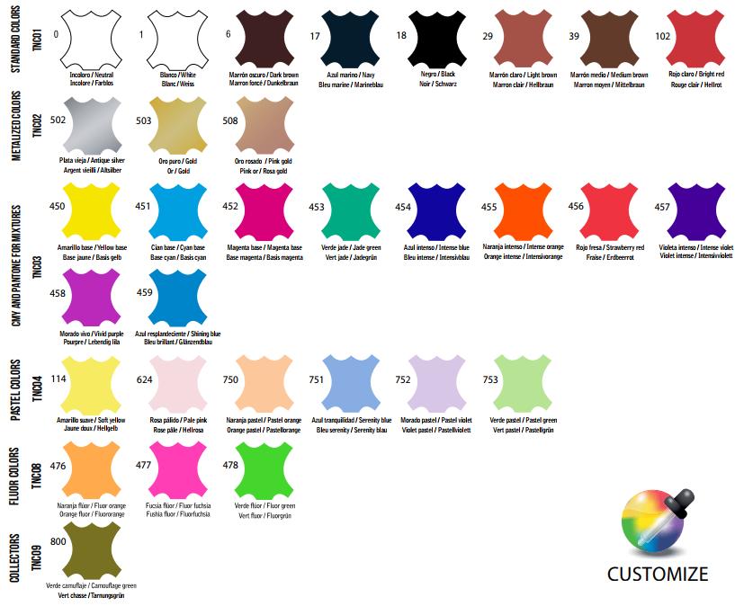 color dye sneakers