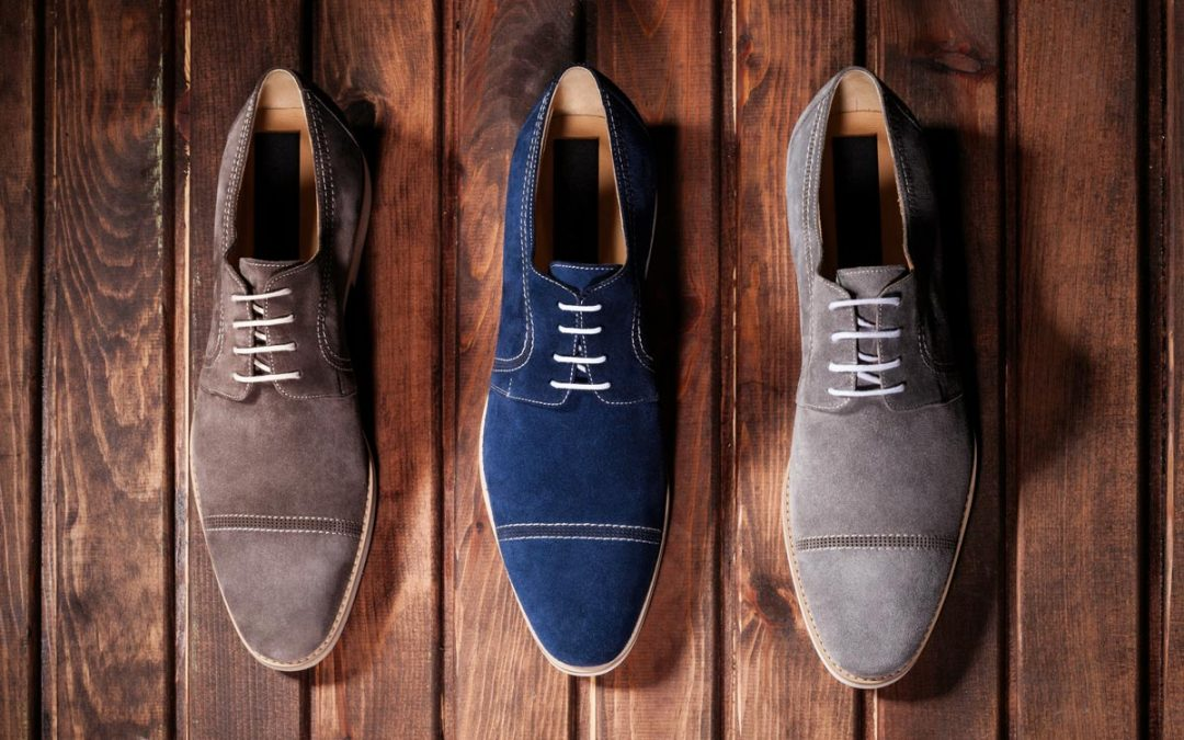 Ask us a color to dye your nubuck shoes… We have it!