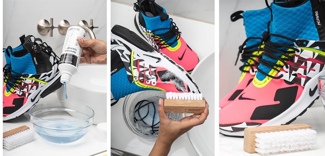 Tarrago Sneakers Brush