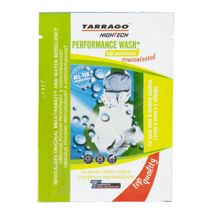 High Tech Performance Wash Plus Sachets