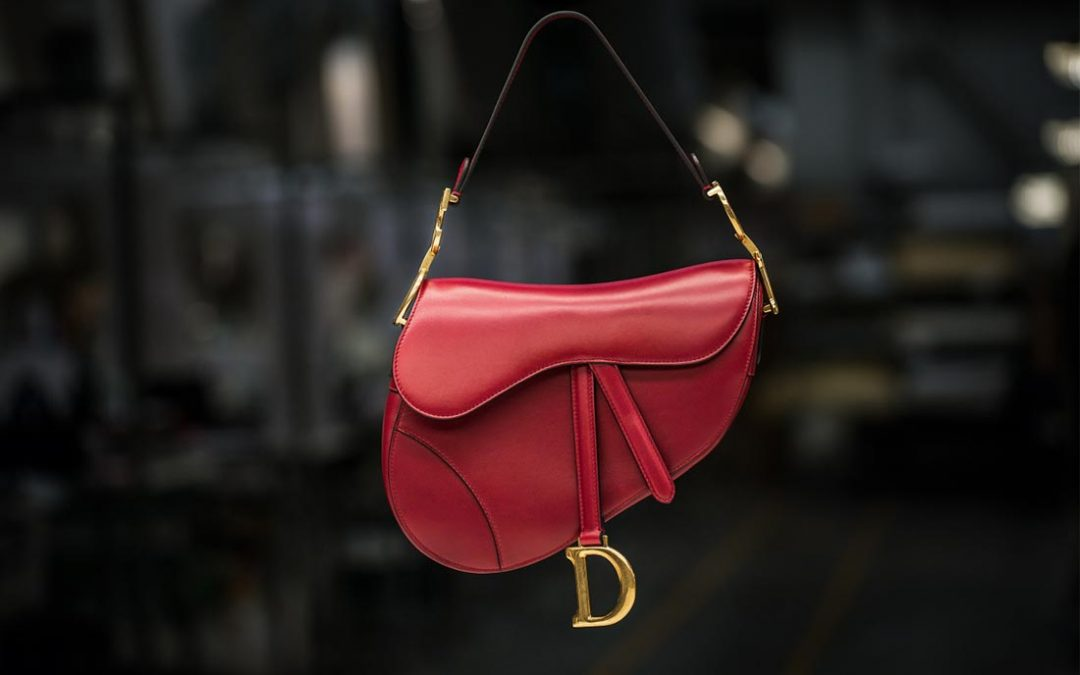 How to take care of Saddle bag by Dior?