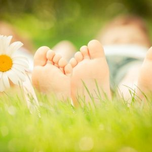 Outdoor Foot Comfort