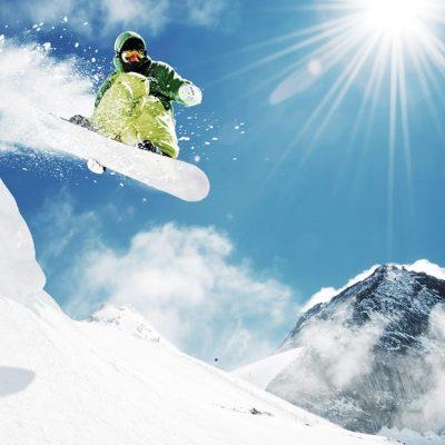 Outdoor Snowboard