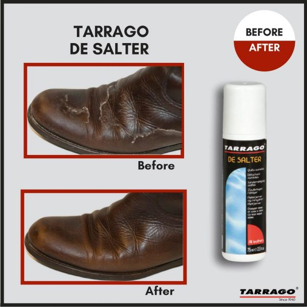 Before and After Tarrago De Salter