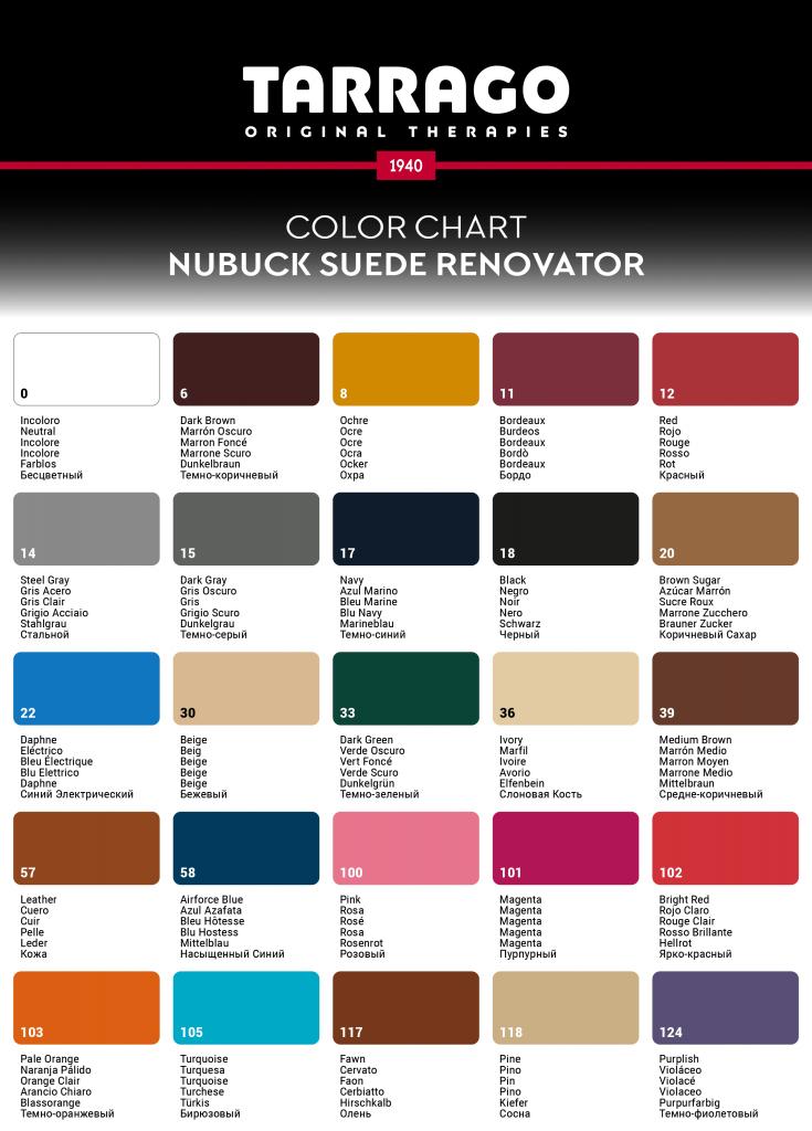Nubuck-Suede-Renovator-COLOR-CHART