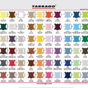 Tarrago Quick Color Chart