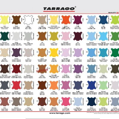 Tarrago Quick Color Chart