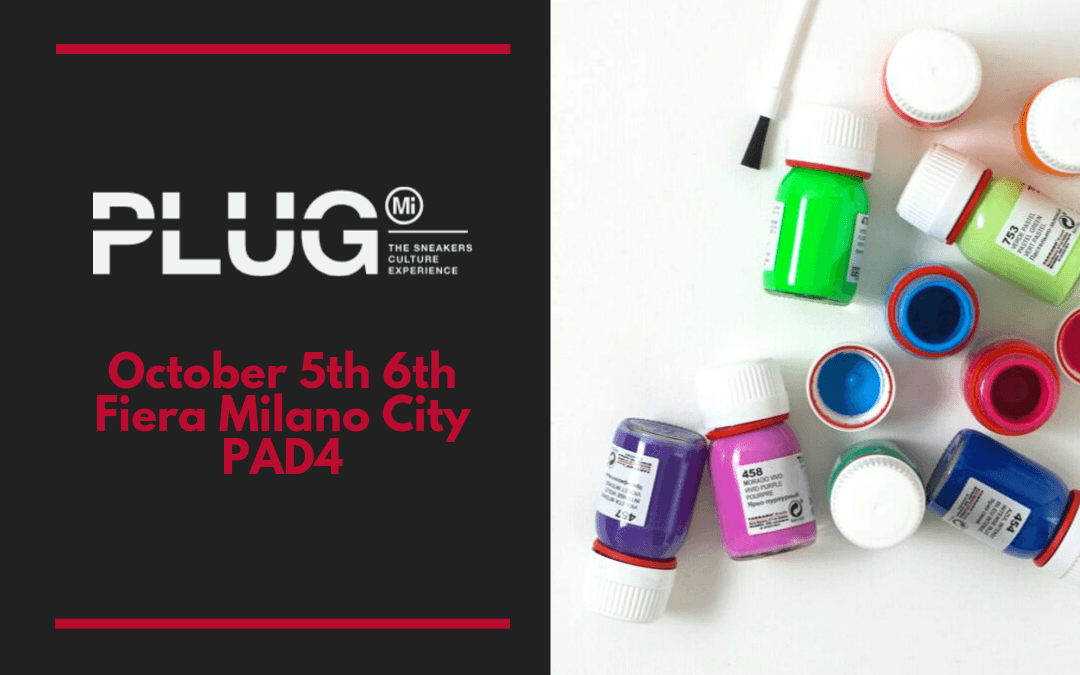Sneakers Care Range at PLUG-MI in Milan