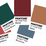 Autumn / Winter Pantone Colors 2019-2020