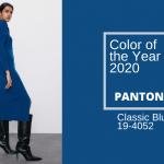 Pantone 2020: Blue Classic