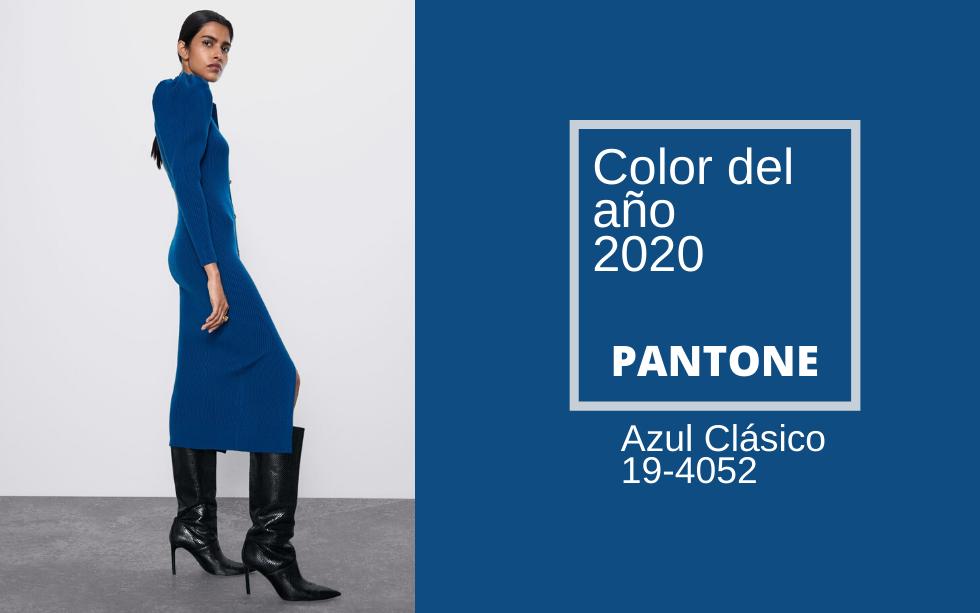 Pantone 2020: Azul Clásico