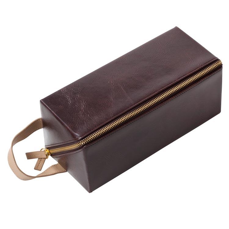 Tarrago Shoe Care Kit Brown Deluxe