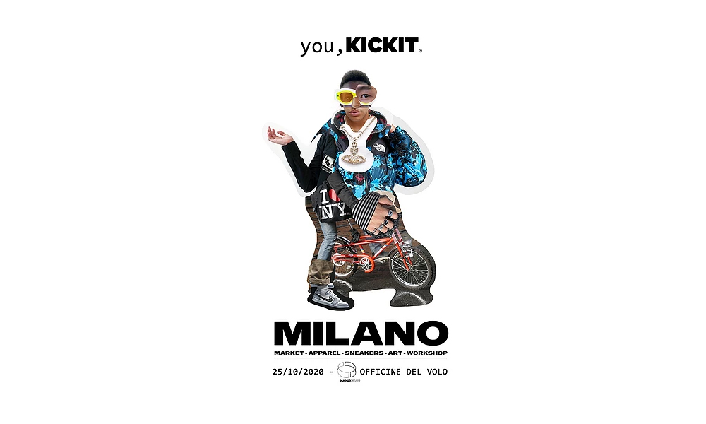 Kickit Event: Take place at Milan this year