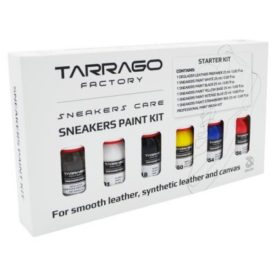 Sneakers Paint Starter Kit